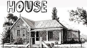 how to draw a farmhouse in pen and ink u2014 online art lessons