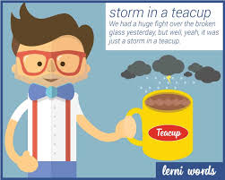 storm in a teacup storm in a teacup lerni words