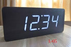 Modern Desk Clock Modern Desk Clock Color Greenville Home Trend Fashionable