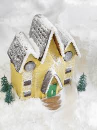Home Decorating Made Easy by Three Easy Gingerbread Houses Hgtv