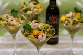 martini shrimp olive this u2013 recipe shrimp avocado and mango cocktail with