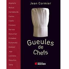 beau livre de cuisine noël 2013 gueules de chefs un beau livre sur les grandes