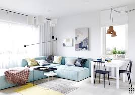 Scandinavian Apartment Design With Beautiful And Cute Style - Beautiful apartment design