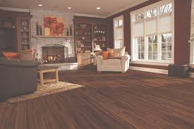 comfortable flooring options for high traffic family rooms