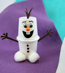 cute k cup snowman kids craft recycle your used k cups into
