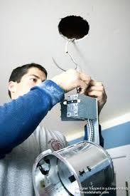 Installing Recessed Ceiling Lights Installing Lights In Ceiling How To Install Recessed Lights 8
