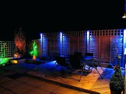 low voltage led landscape lights kits outdoor low voltage led lighting aluminum fence low voltage lighting