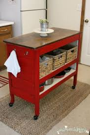 kitchen islands on wheels with seating red shapely kitchen island