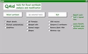 qaid tackles the excel u0027too many different cell formats u0027 error
