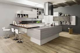 arrex cuisine cuisine contemporaine en bois avec îlot mango arrex