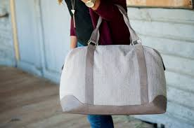 honey moon gifts herringbone monogram honeymoon bag monogram weekender bag bridal
