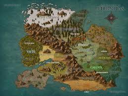 Dnd Maps Thondheim A Map Of My D World Dnd At Grahamdennis Me