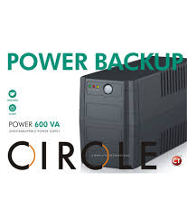 circle power backup ups 600 va buy circle power backup ups 600
