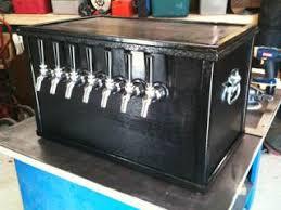 jockey box rental 7 pass cold plate wooden jockey box