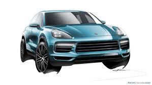 New Porsche Cayenne - porsche designers on creating the third generation cayenne
