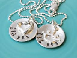 Personalized Hand Stamped Jewelry Jewelry Trends Personalized Hand Stamped Jewelry In Sterling