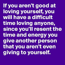 52 inspirational quotes about loving yourself morning quote