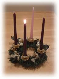Advent Candle Lighting Readings Advent Week 1 Scripture Reading Music And Candle Lighting
