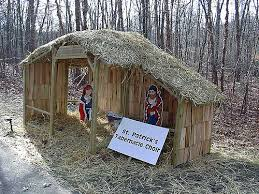 outdoor decorations manger milltown nj morton