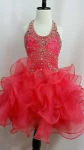 glitz pageant dresses 5t rosie glitz pageant dress rental only ebay