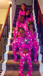 pre chemo breast cancer pink power pre chemo pajama party from top mom me