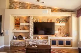 posh home decor living space