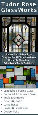stained glass supplies l bases tudor rose glass works leadlight 135 old bernies rd margate