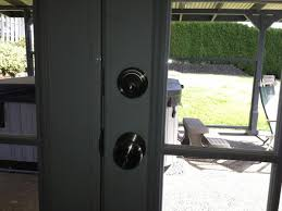 French Door Latch Options - security on french doors doityourself com community forums