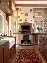 in kitchen kitchen fireplace for cooking kitchen gas fireplace
