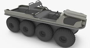 amphibious vehicle military vehicle argo max