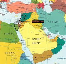 Israel Map 1948 The 1948 Prophecy Chadwick Harvey Pulse Linkedin