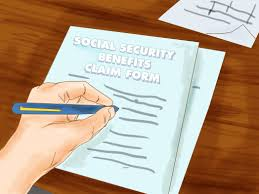 social security application form 5 free templates in pdf word