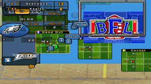 backyard football gameplay just for everyone on youtube youtube