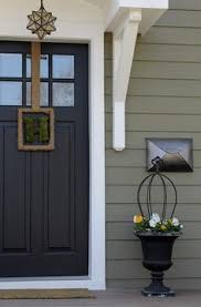 door accent colors for greenish gray color expert sue wadden selects the 5 most welcoming exterior