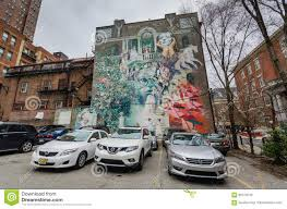 Mural Arts Philadelphia by Mural Arts Philadelphia Pennsylvania Editorial Stock Image