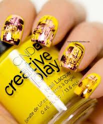 nail art u2013 brush strokes my nail polish online