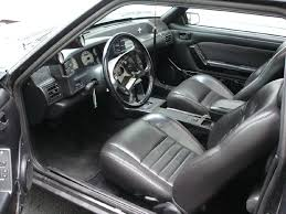 Fox Body Black Interior 99 Mustang Seats In A Fox Mustang Forums At Stangnet