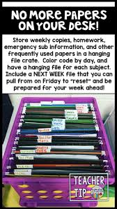 Teacher Desk Organization by Best 25 Organized Teacher Ideas On Pinterest Teacher Teacher