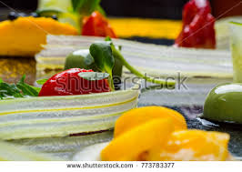 molecular cuisine abstract gastronomy vanguard concept molecular cuisine stock photo