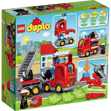 lego duplo town fire truck 10592 walmart com