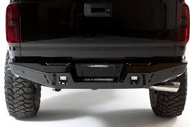 2004 toyota tacoma rear bumper replacement buy 2015 up chevy colorado gmc honeybadger rear bumper