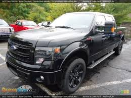 2013 ford f150 black 2013 ford f150 fx4 supercrew 4x4 tuxedo black metallic fx sport