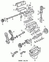 1996 ford ranger parts diagram automotive parts diagram images