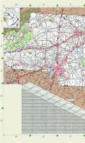 Map Of Western Nc North Carolina Aa Maps