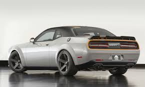 concept dodge will there be an all wheel drive dodge challenger