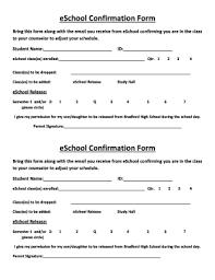 online confirmation class fillable online eschool kusd eschool confirmation form eschool