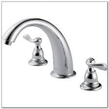 Roman Tub Faucet Bronze Delta Roman Tub Faucet Bronze Sinks And Faucets Home Design