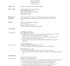exles of resumes for college students internship resume exles exles summer c counselor sle