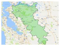 concord california map areas we serve 101 mobility of concord