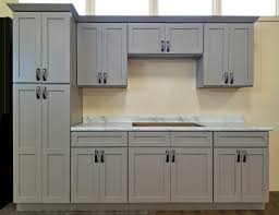 closeout kitchen cabinets pictures a collection stone harbor gray kitchen cabinets builders surplus